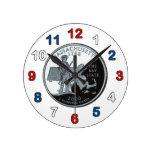 Reloj cuarto de Massachusetts
