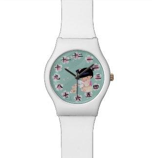 Reloj de Akemi