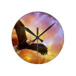 Reloj de American Eagle de la perseverencia de Loi
