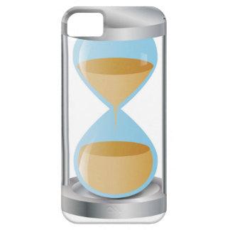 Reloj de arena iPhone 5 Case-Mate funda