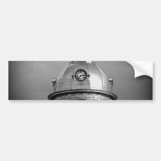 Reloj de Bartow Etiqueta De Parachoque