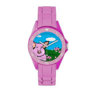 Reloj de BlueSkyPigs