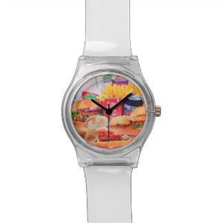 Reloj de BodegaPrint