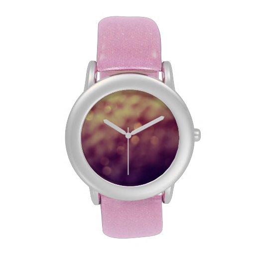 Reloj de Bokeh