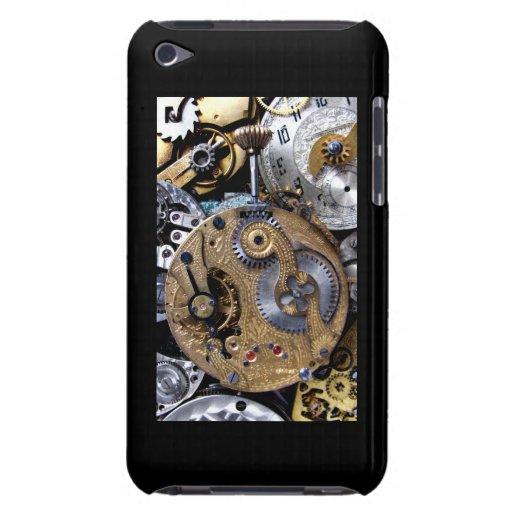 Reloj de bolsillo del Victorian iPod Touch Case-Mate Coberturas