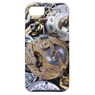 Reloj de bolsillo fantástico de Steampunk iPhone5 Funda Para iPhone SE/5/5s