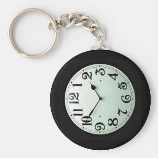 reloj de bolsillo llavero redondo tipo pin