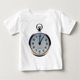 Reloj de bolsillo playera de bebé