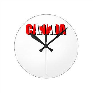 Reloj de Canadá