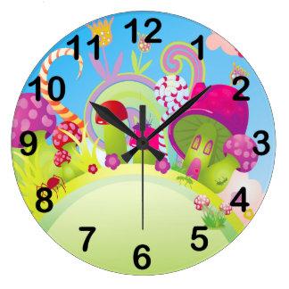 Reloj de Candyland