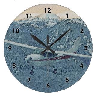 Reloj de Cessna - del Monte Rainier