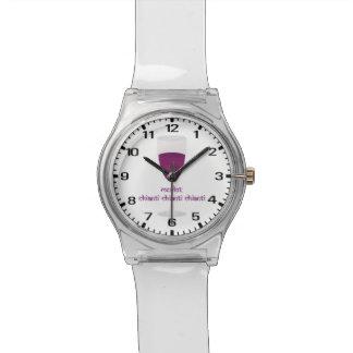 Reloj de Chianti del Merlot