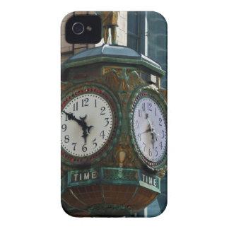 Reloj de Chicago Carcasa Para iPhone 4 De Case-Mate