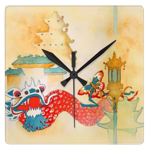 Reloj de Chinatown San Francisco