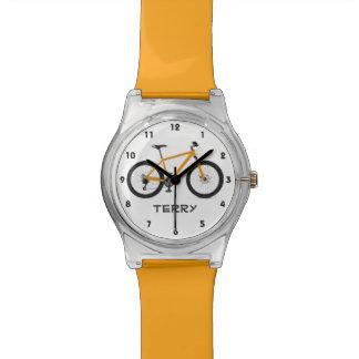 Reloj de ciclo del diseño