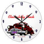 Reloj de Clockabilly