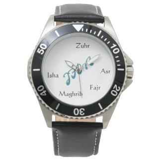 Reloj de cuero para hombre de la colección de JFIA