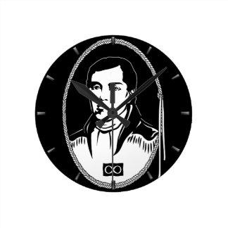 Reloj de Cuthbert Grant del líder de Metis del rel