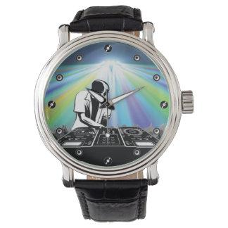 Reloj de DJ