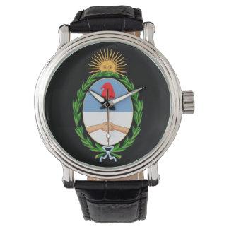 Reloj de encargo de Argentina* con el escudo
