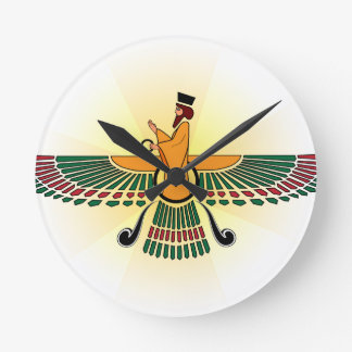 Reloj de Farvahar del persa