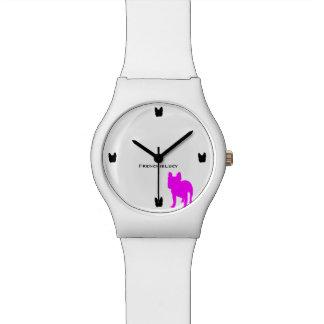 Reloj de FrenchieLucy