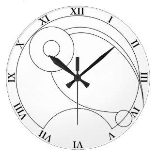 Reloj de Gallifreyan