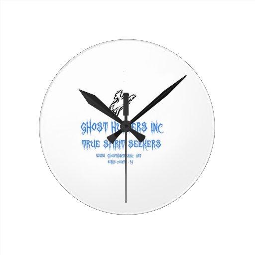 Reloj de Ghost Hunters Inc.