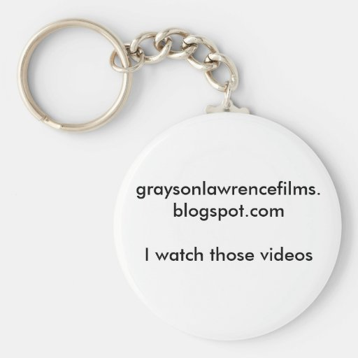 reloj de graysonlawrencefilms.blogspot.comI ésos… Llavero