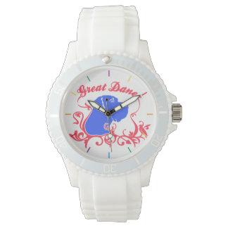 Reloj de great dane