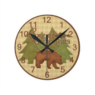 Reloj de Great Outdoors