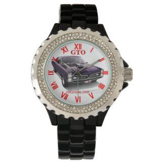 Reloj de GTO por Highsaltire