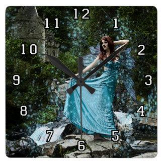 Reloj de hadas de la princesa