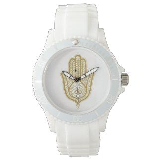 Reloj de Hamsa