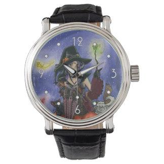"""Reloj de """"Hester y de las hadas"""""""