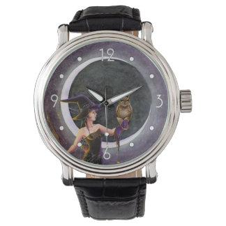 """Reloj de """"Hester y del búho"""""""