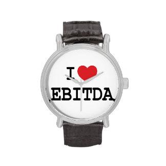 Reloj de I (corazón) EBITDA