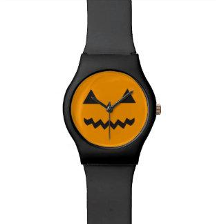 Reloj de Jack O'Lantern