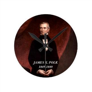 Reloj de James K Polk