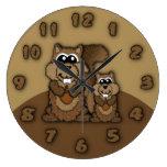 Reloj de la ardilla
