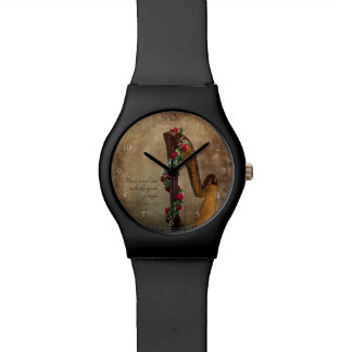 Reloj de la arpa