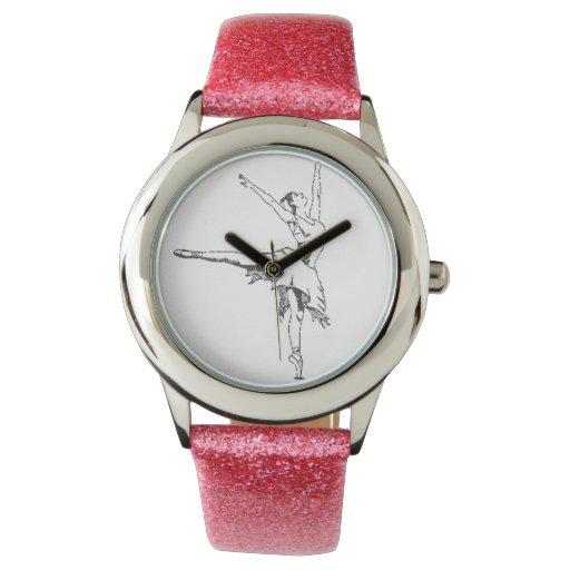 Reloj de la bailarina