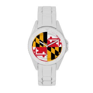 Reloj de la bandera de Maryland (deporte)