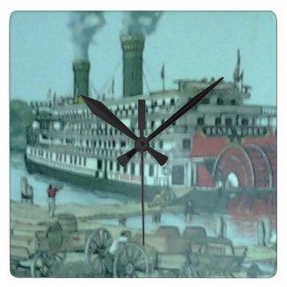 Reloj de la barca