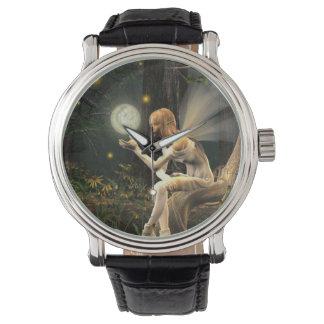 Reloj de la bola de la luz de hadas