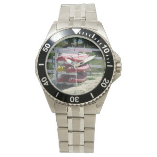 Reloj de la canoa