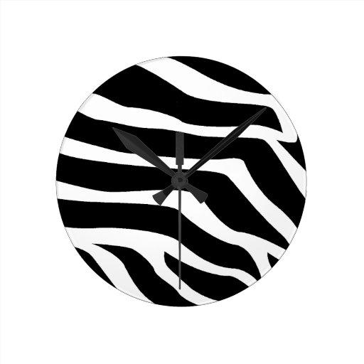 Reloj de la cebra