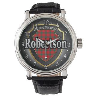 Reloj de la celebración de Robertson Escocia del