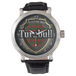 Reloj de la celebración de Turnbull Escocia del