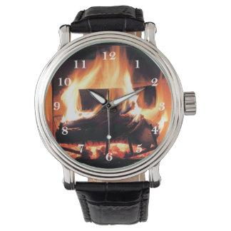 Reloj de la chimenea